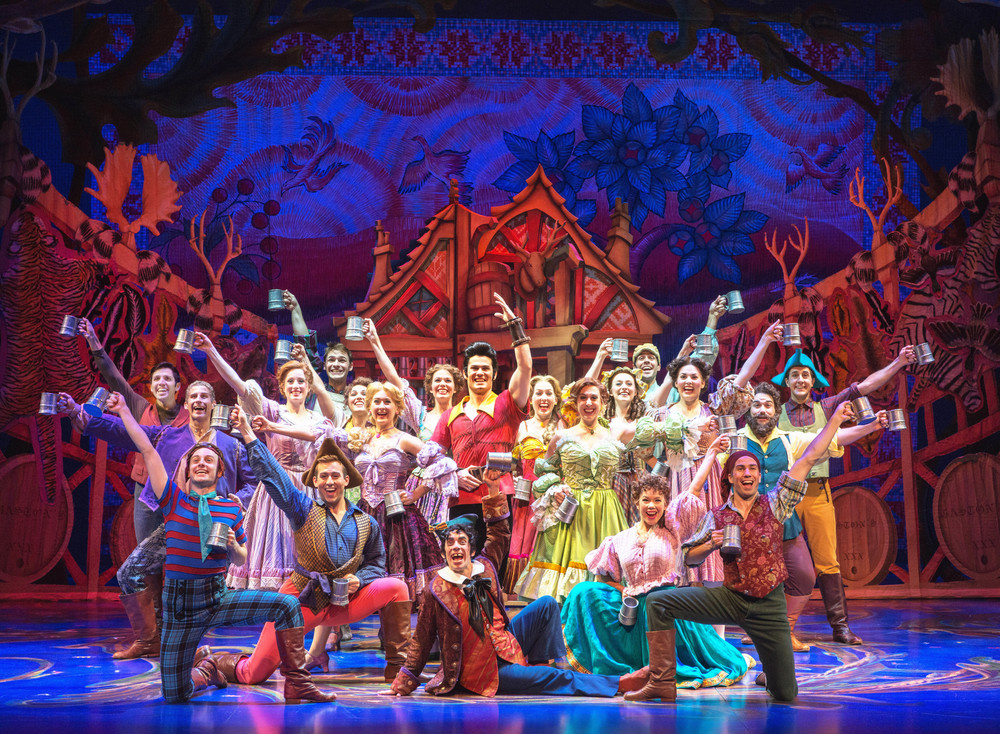 Beauty and the Beast Tour '14