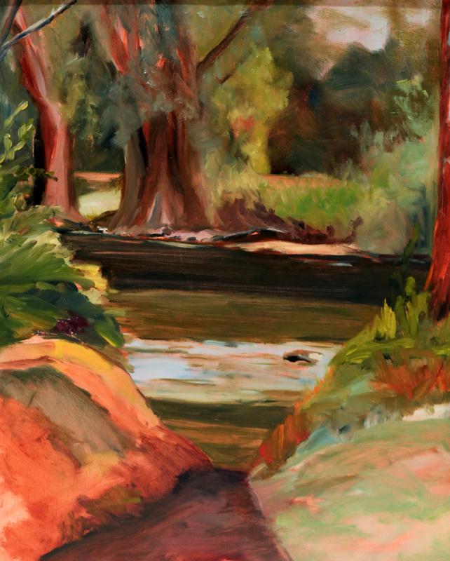 Brandywine River at Granogue Estate