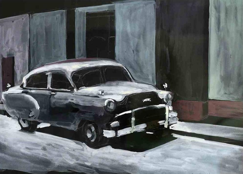 """""""Car in Havana"""""""