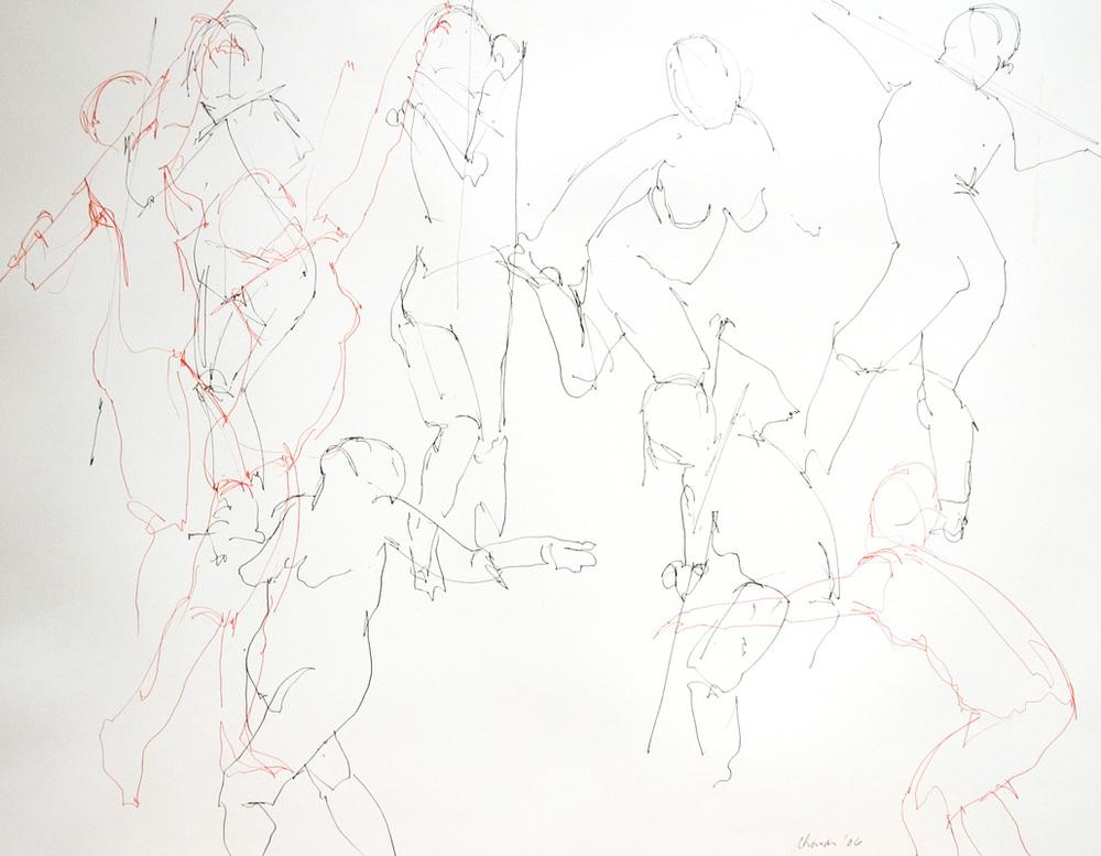 """""""Gestures in Ink"""""""