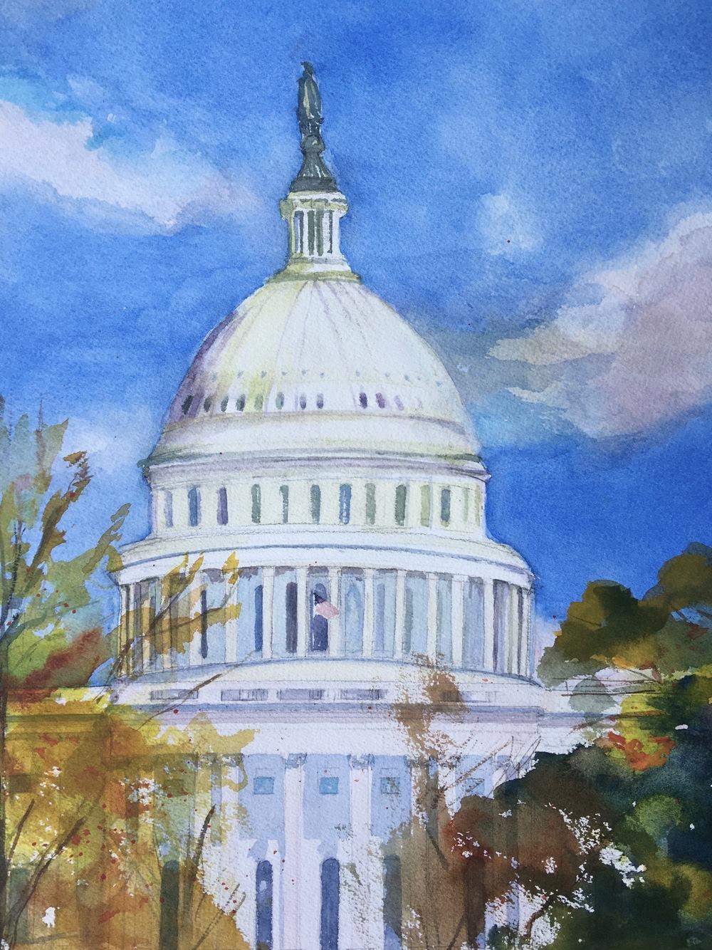 Capitol Dome, (c) 2016