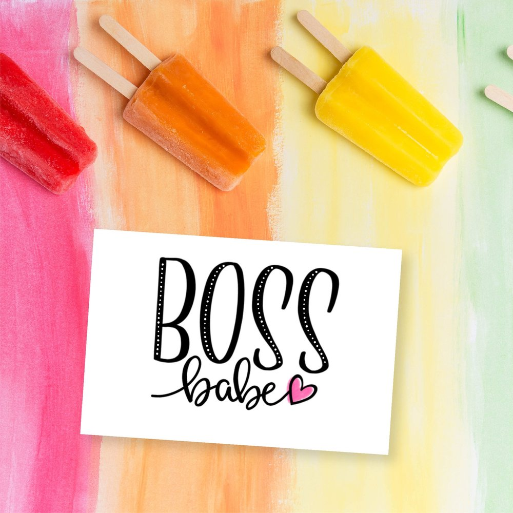 Friday Freebie | For All the Boss Babes