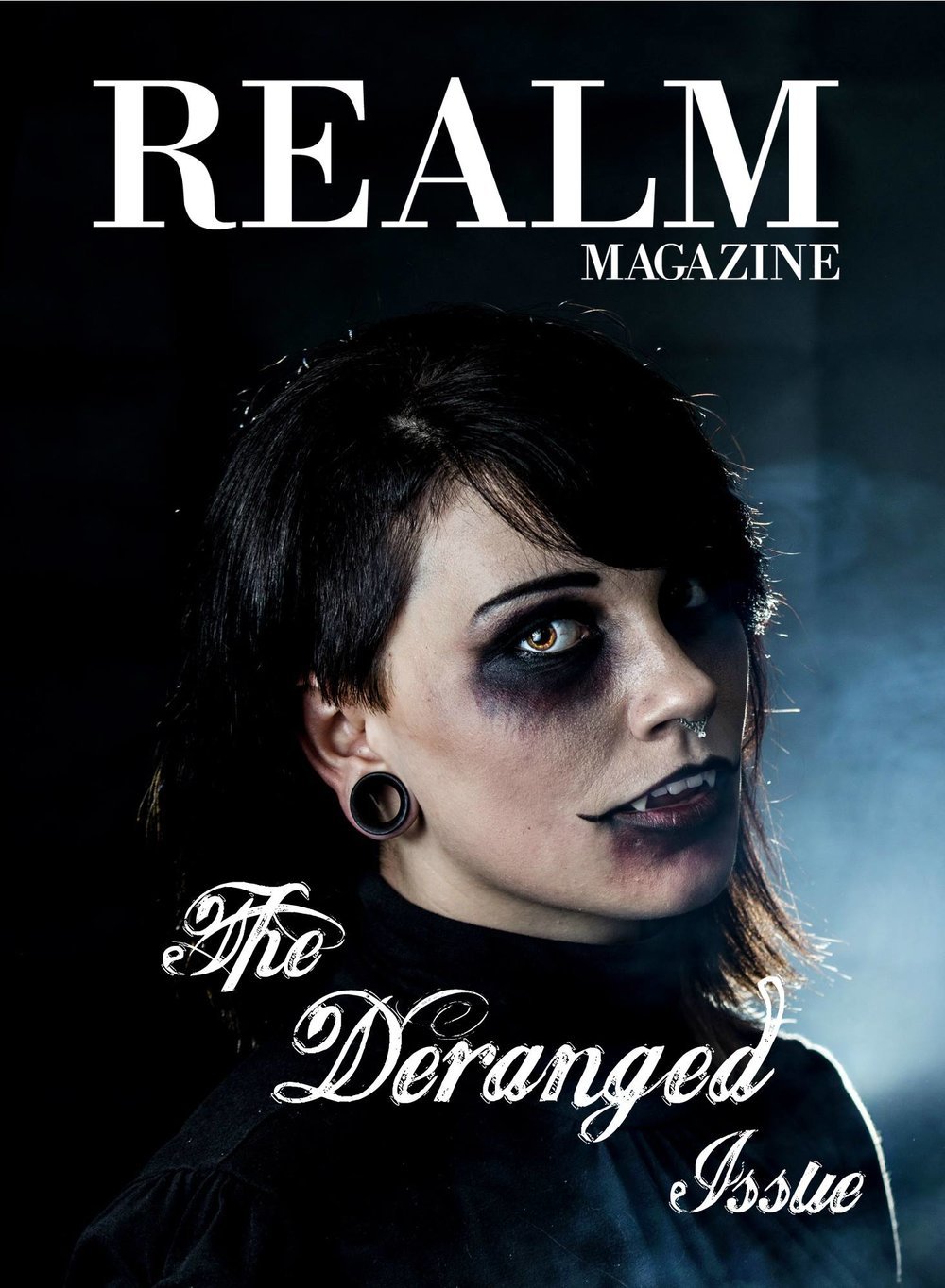 "Realm Magazine ""The Deranged Issue"" October 2016"
