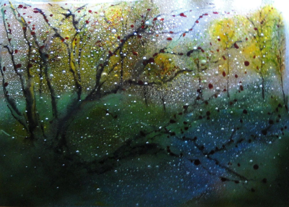 """Autumn Rain"" by Linda Gilpin"