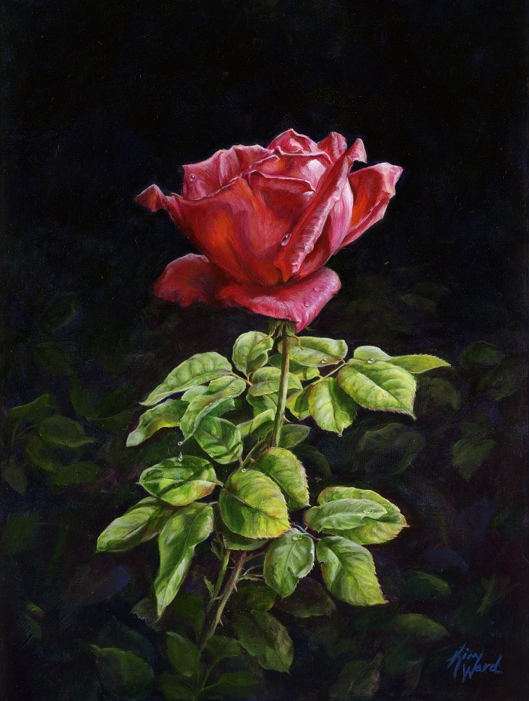 """Rose by Any Other Name"" by Kim Ward"