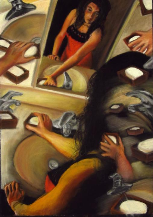 """""""OCD"""" by Katherine Colburn"""