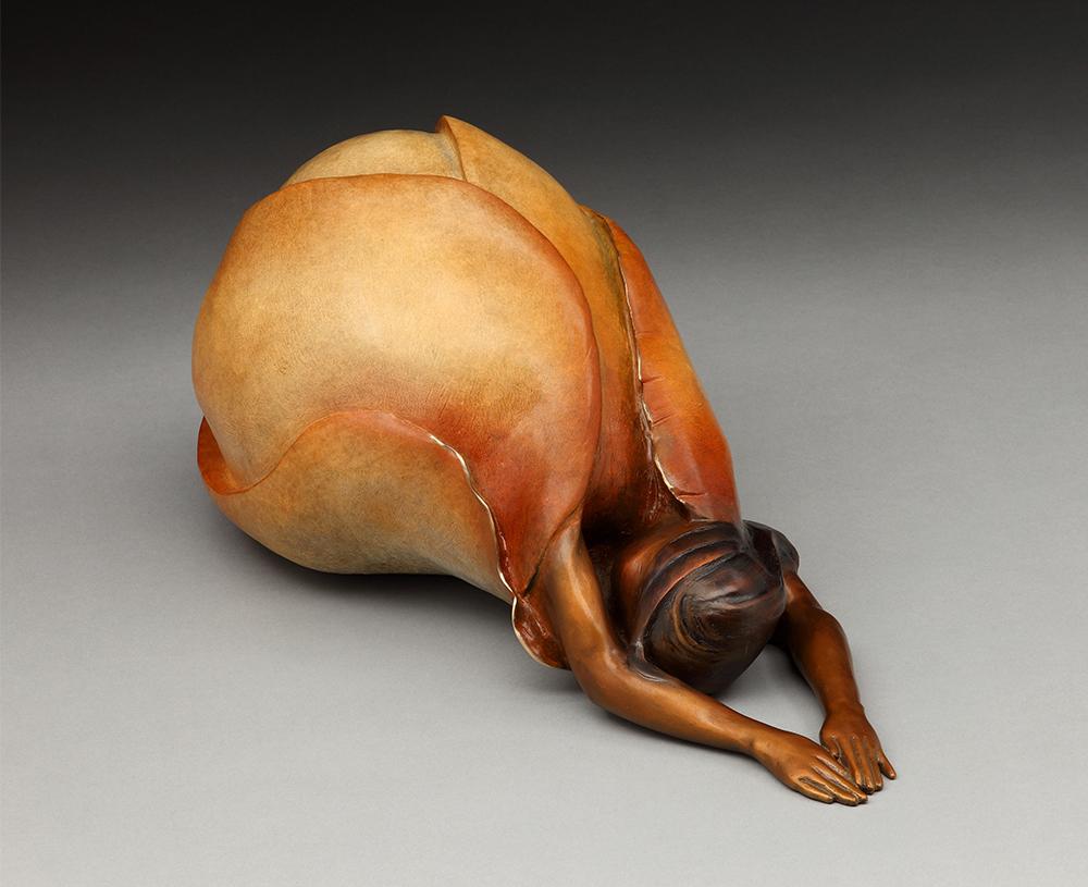 """Tulip Pose""by Phyllis Mantik deQuevedo"