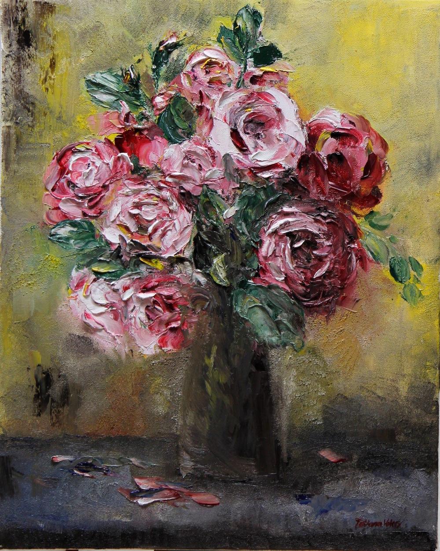 """Tatiana Valery for """"Bouquet"""""""