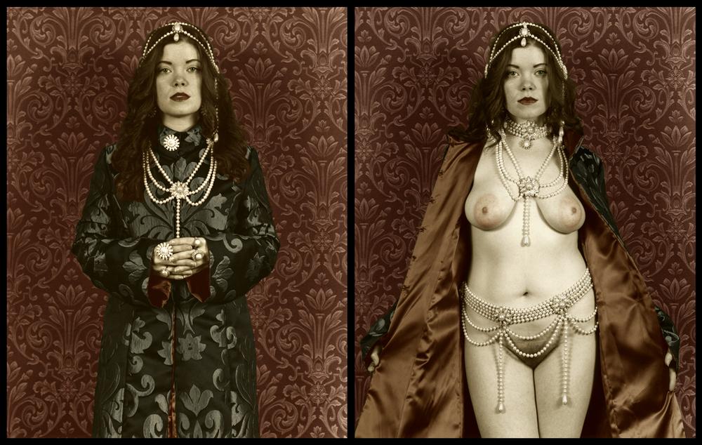 """""""The Pearl Queen"""" for Michael Berkowitz"""