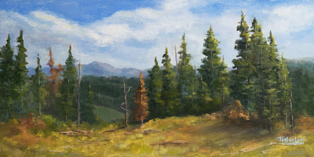 """Peaceful Afternoon"" by Teresa Johnson"