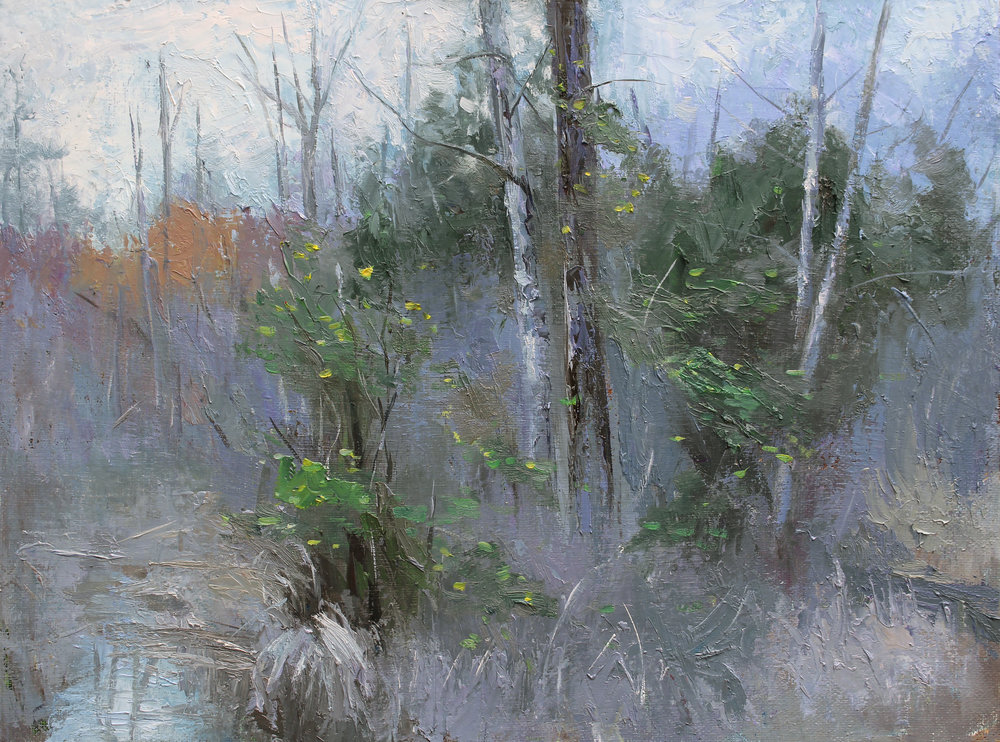 "Mei He for ""Winter Woods"""