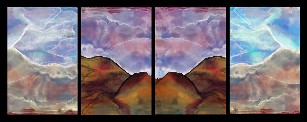 """Mountains"" by Jane Silver"