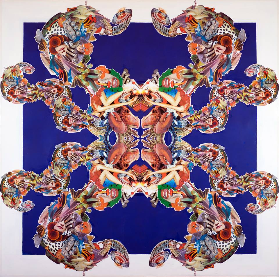 20496938-The Octopus (with Border) 54'' x 54''.jpg