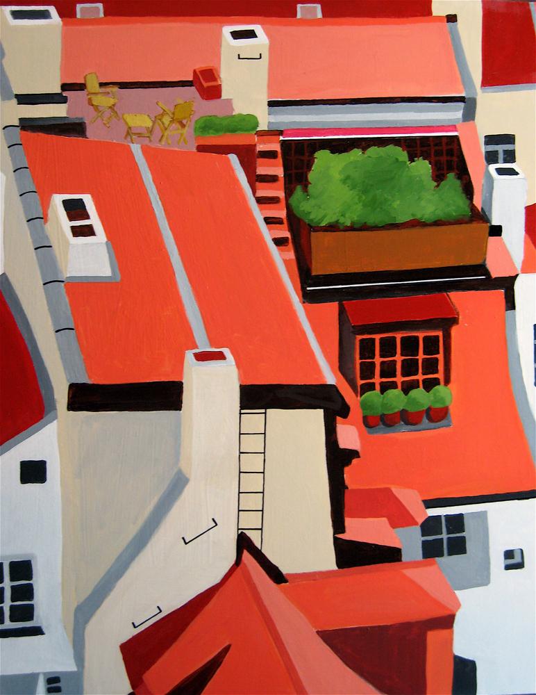 20496922-Silber-Delerive_Czech Republic rooftops_ acrylic_24x30_1700 .jpg