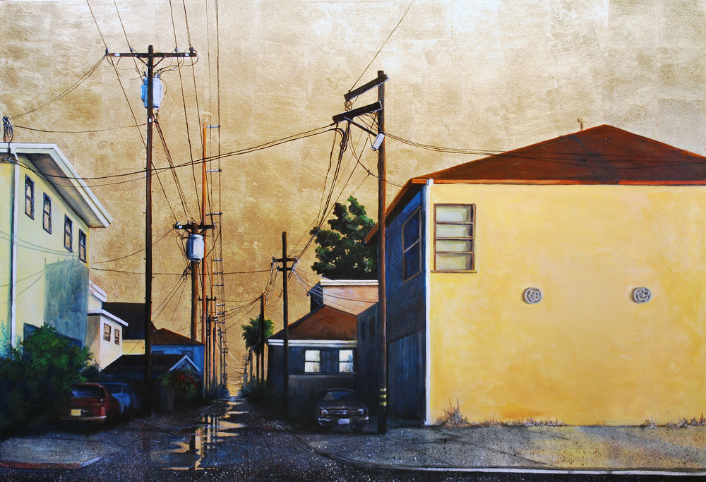 """""""Golden Sunrise"""" by Duke Windsor"""