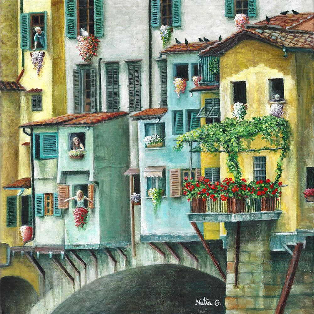 20496922-Netta_Ganor_Happy_Neighborhood_Acrylic_on_canvas_20x20cm_500.jpg