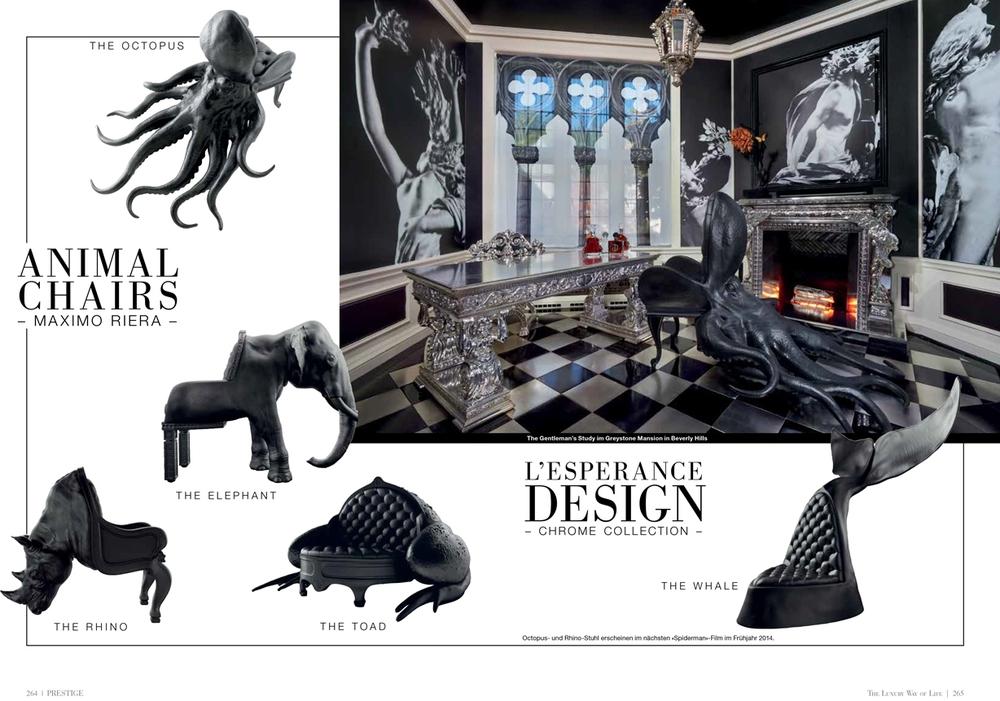 Etonnant The Octopus Chair