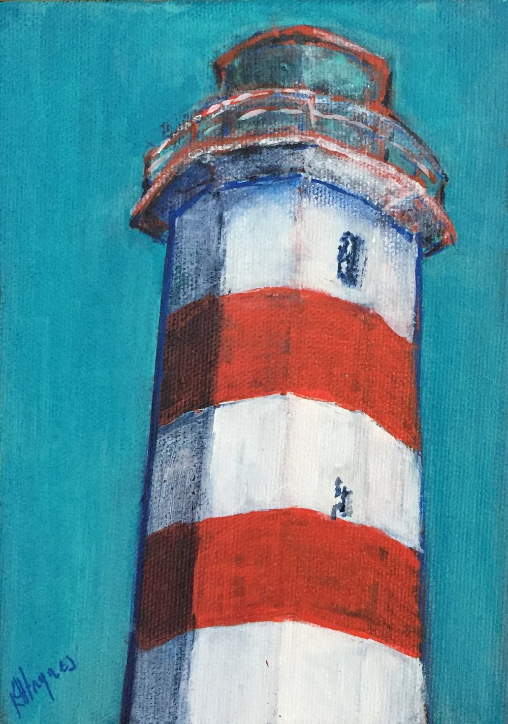 Kathryn Harley Haynes - Sambro Island Lighthouse #2.JPG