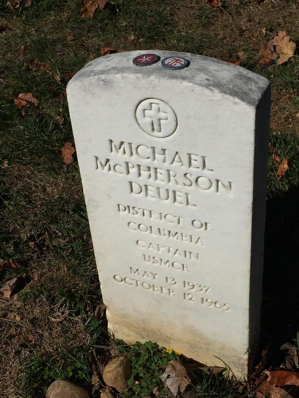 Michael M. Deuel