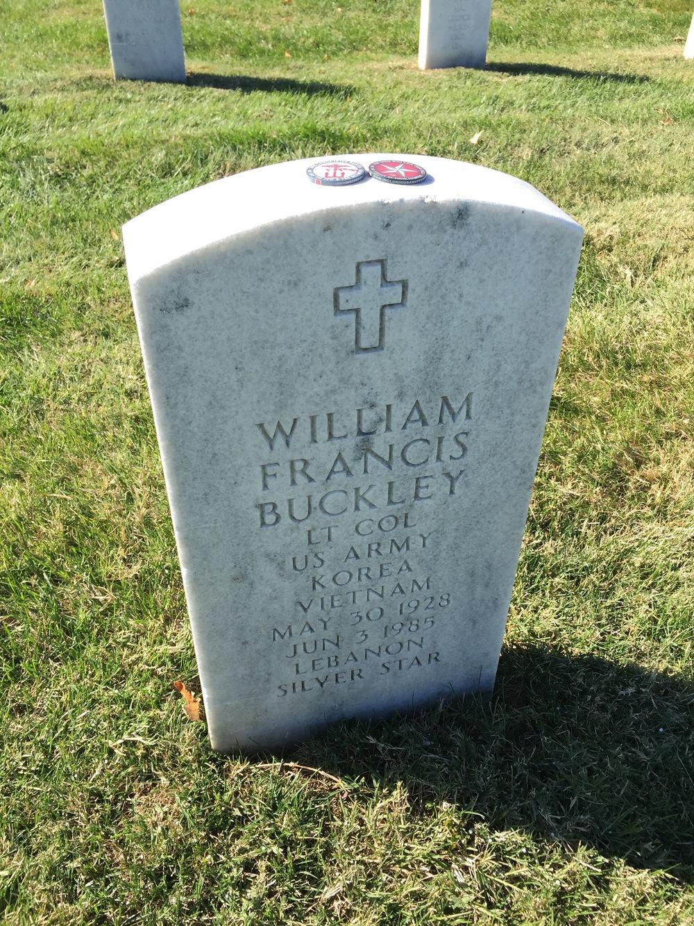 William F Buckley