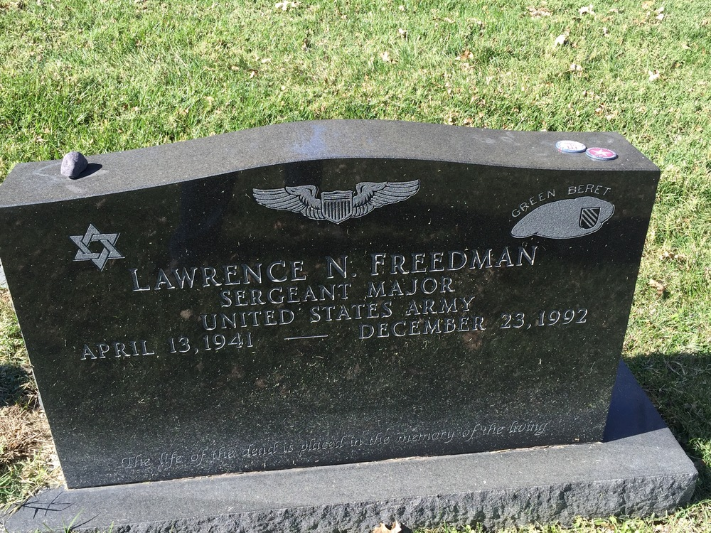 Lawrence N Freedman