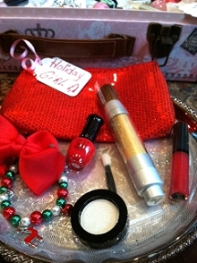 my Holiday Girl set!