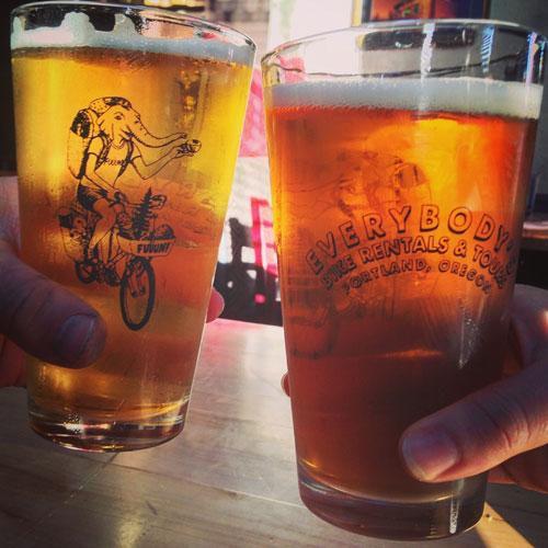 Portland Beer Tour