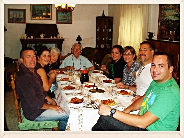 Cafe di Scala Lemmo Family Photo
