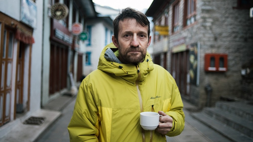 dave morton is quitting everest. maybe. (It's complicated.) OUTSIDE APRIL 2016