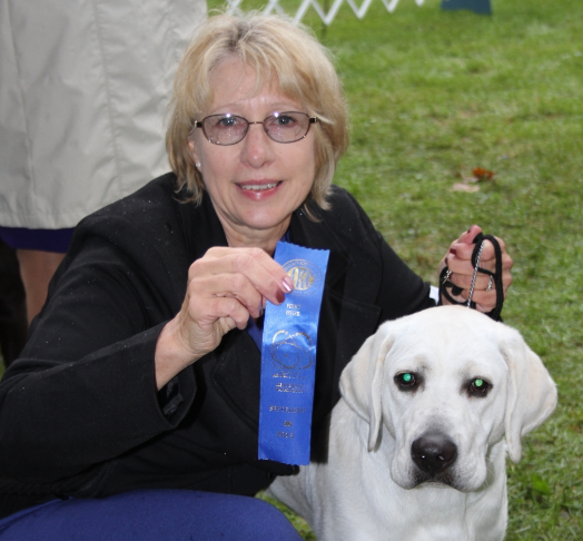 First Blue Ribbon  9/13
