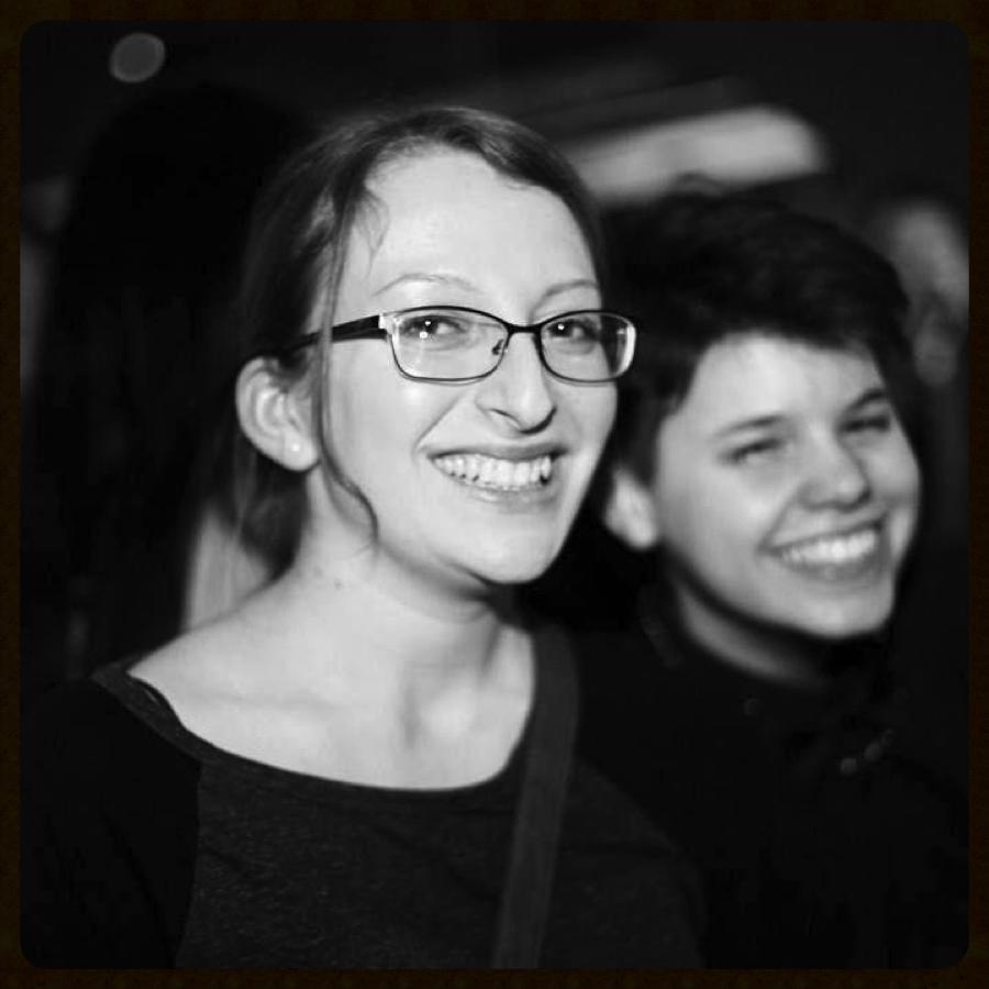 Moonshine Murmurs editor, Hannah Campeanu