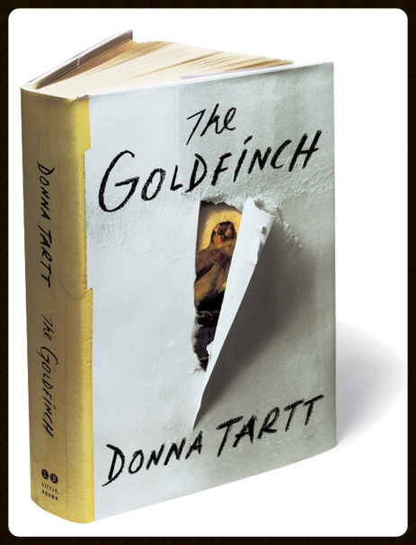 The Goldfinch,  Little, Brown & Co., 2013
