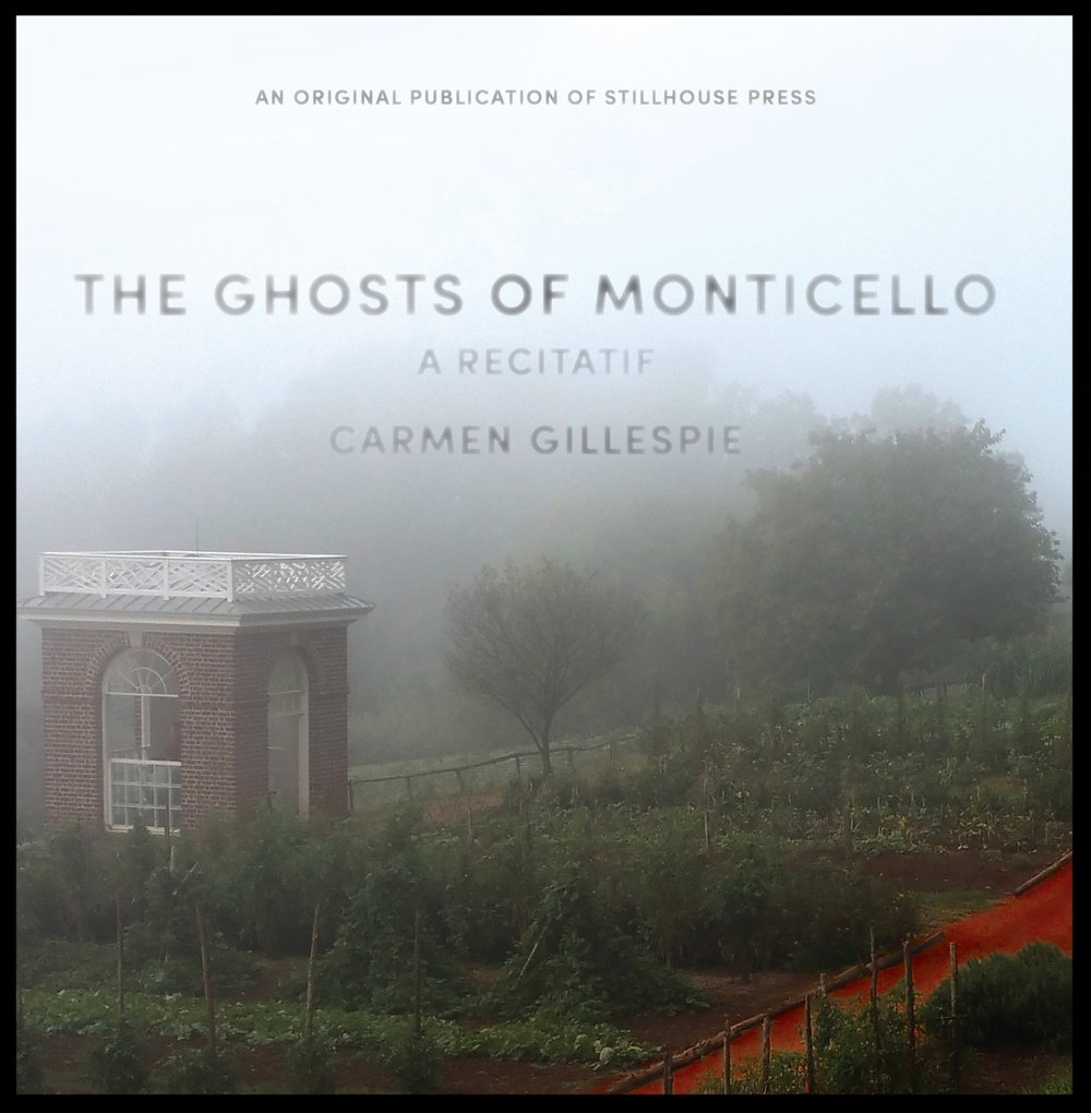 "Buy ""The Ghosts of Monticello"" now while it's on sale."