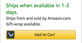 "Amazon's ""Buy Button,"" now available to the highest bidder."