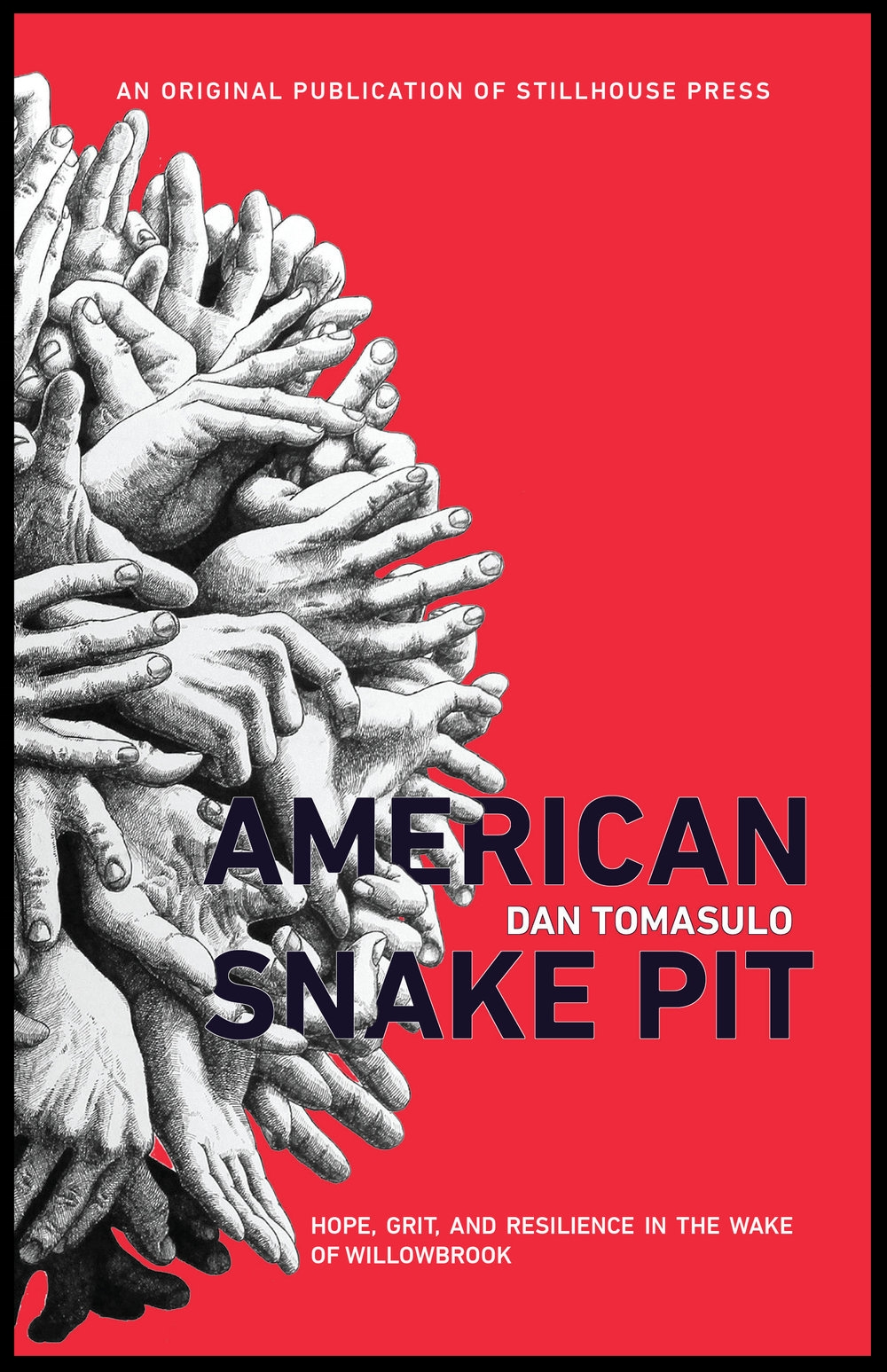 """American Snake Pit"" will be released May 1 by Stillhouse Press."