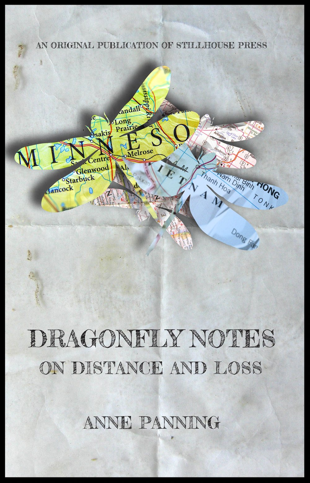 """Dragonfly Notes"" is available now from Stillhouse Press."