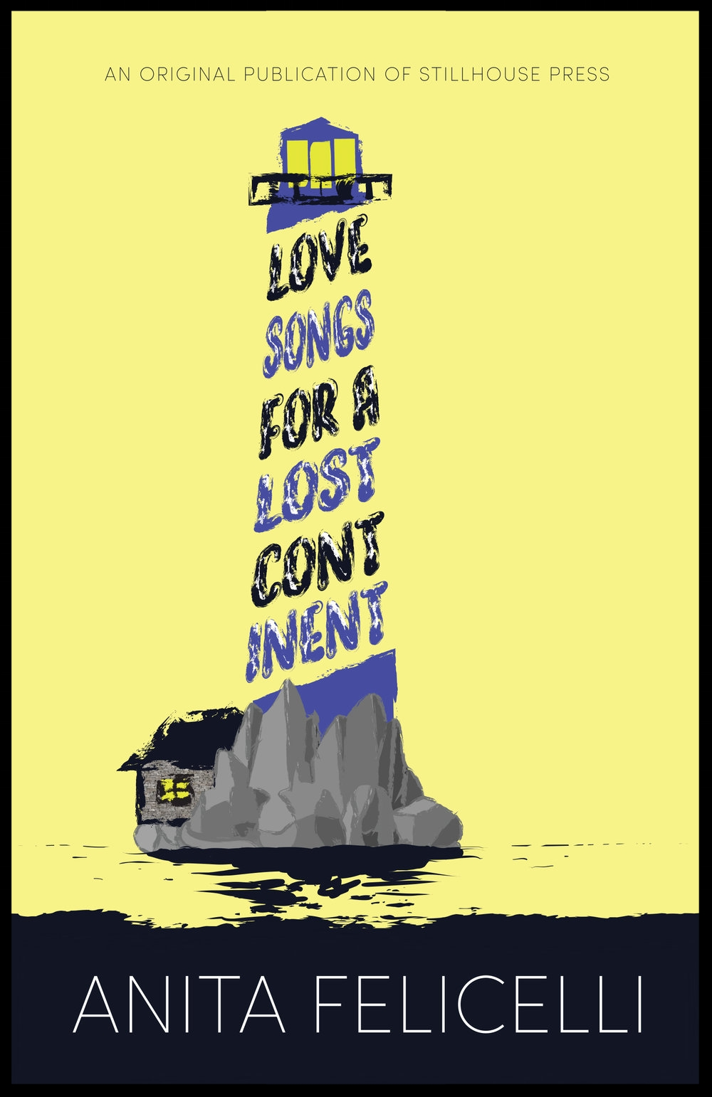 Love Songs for a Lost Continent  by Anita Felicelli