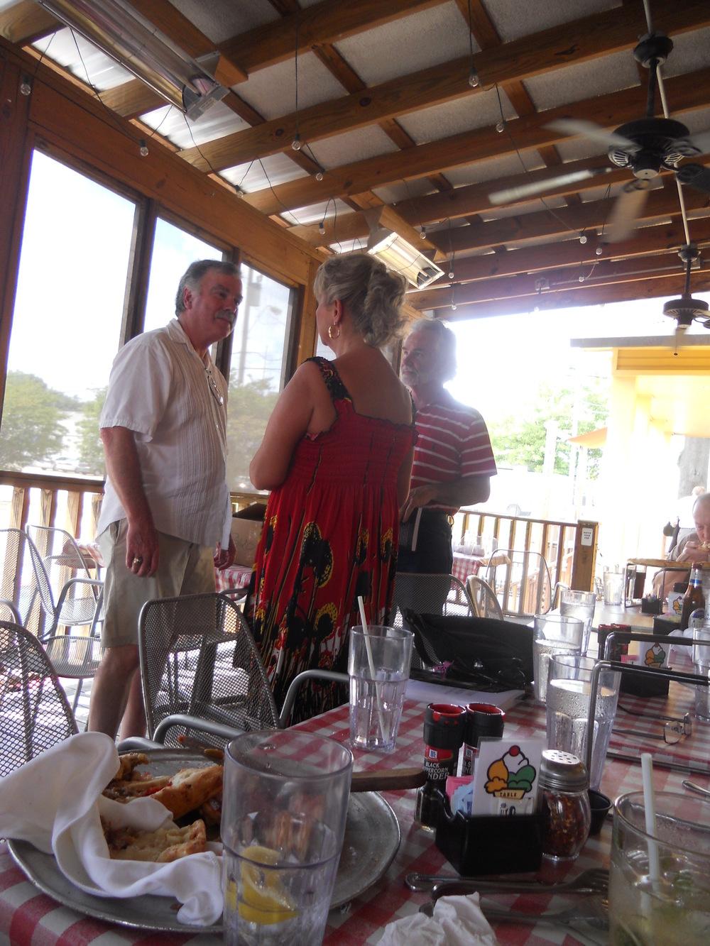 Bobby, Wanda Wasson, & Dwaine Slay