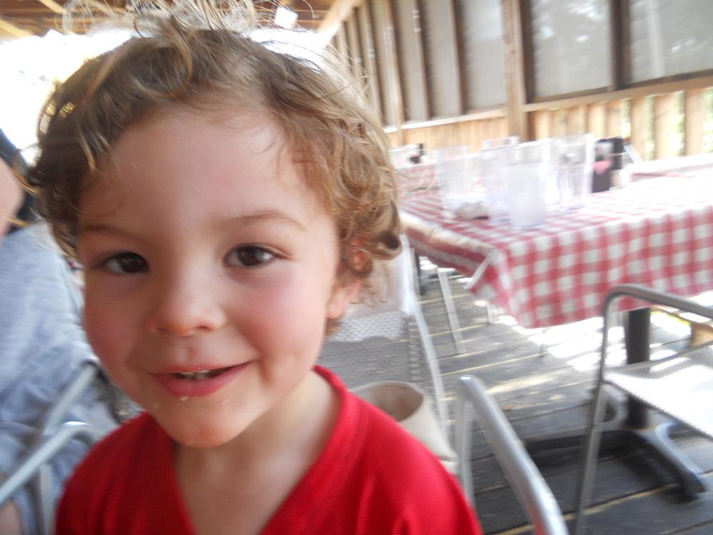 Bobby's grandson Declan
