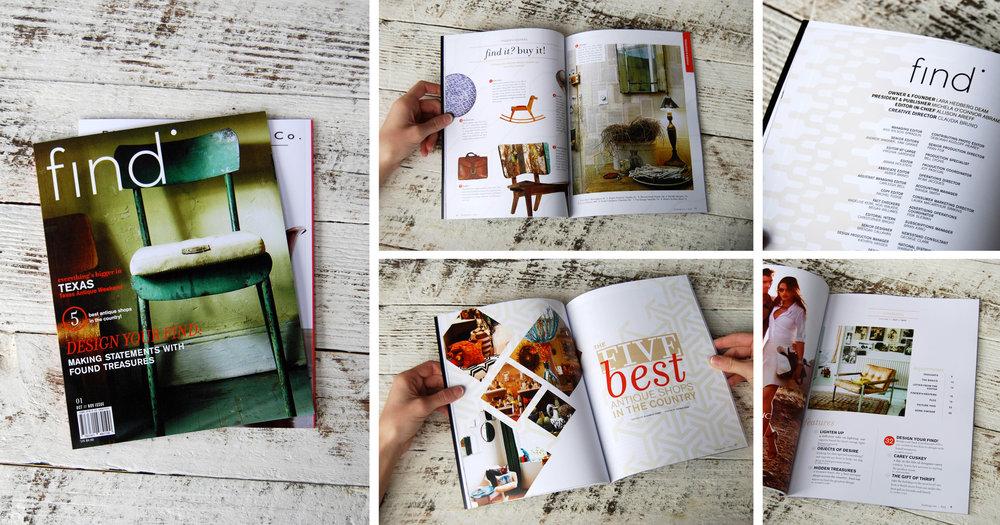 Find Magazine