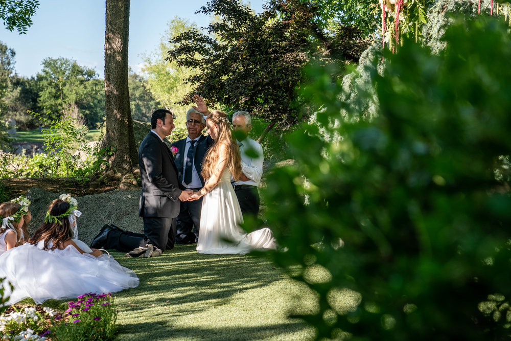 angles. - Finding just the right viewpoint to catch your wedding from a unique perspective.