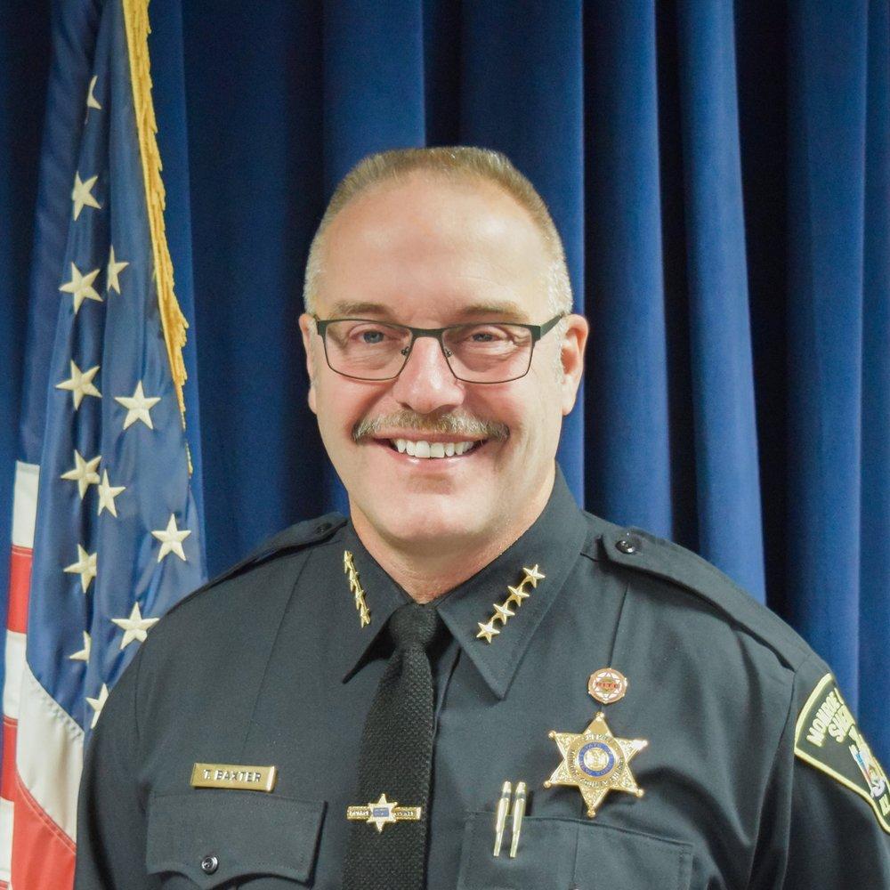 Sheriff Todd Baxter