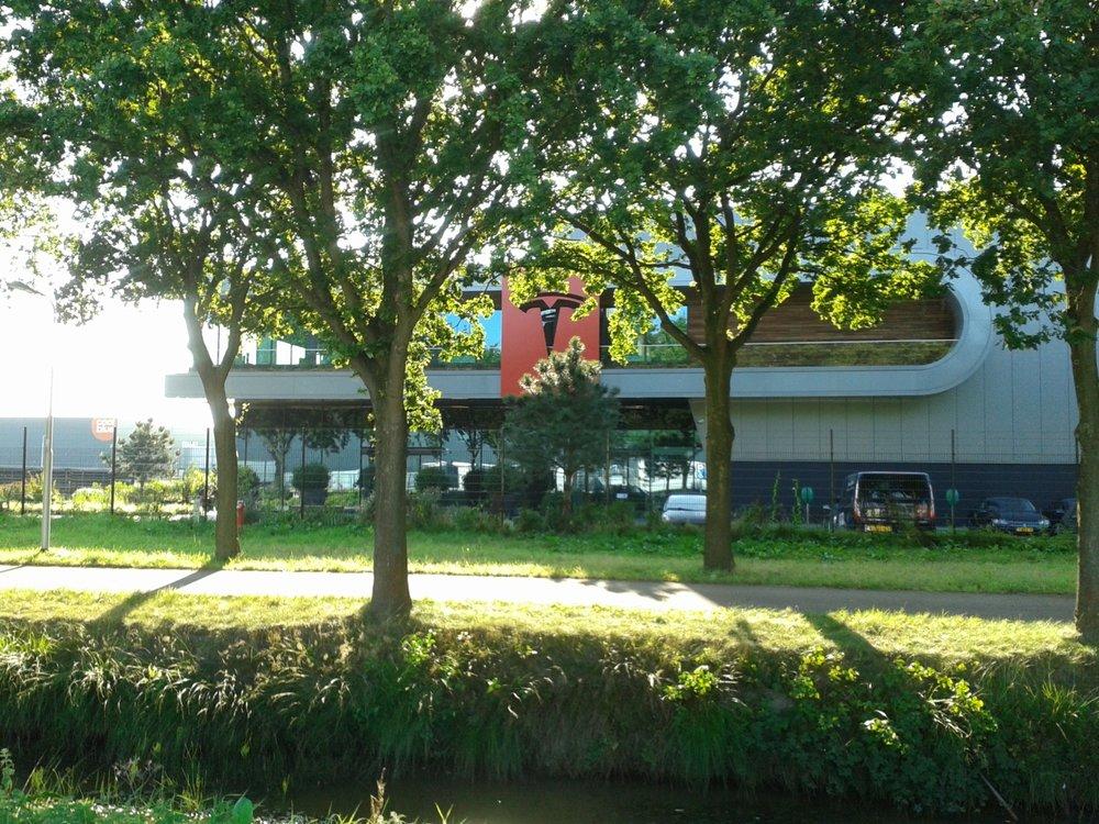 Een BREEAM-NL project:het meest duurzame distributiecentrum van Nederland, gelegen in Tilburg.