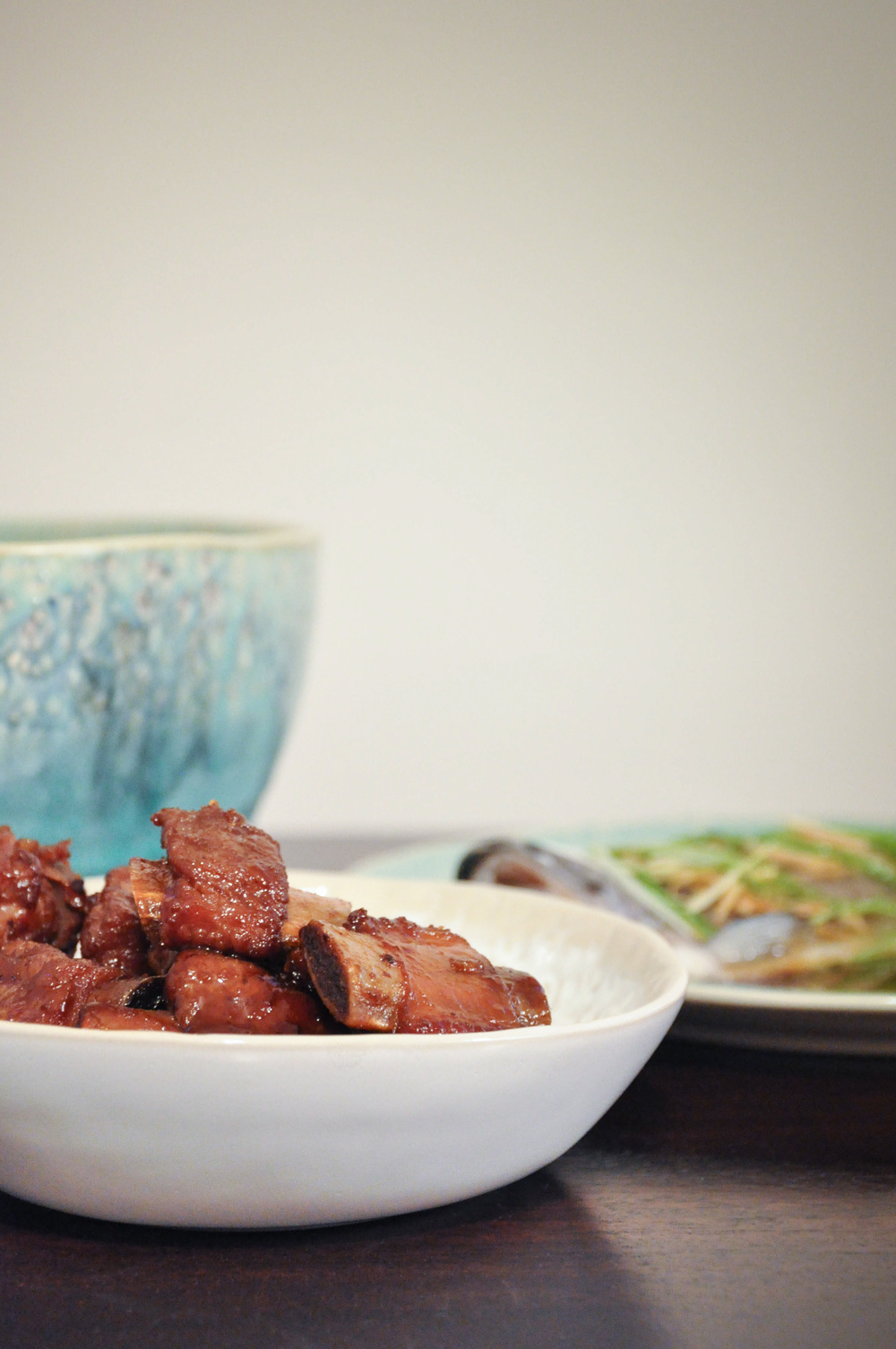 Red Braised Pork Riblets | O&O Eats