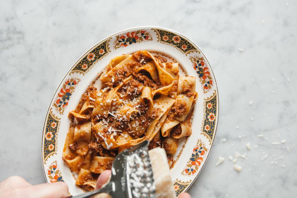 Ragù Bolognese | O&O Eats
