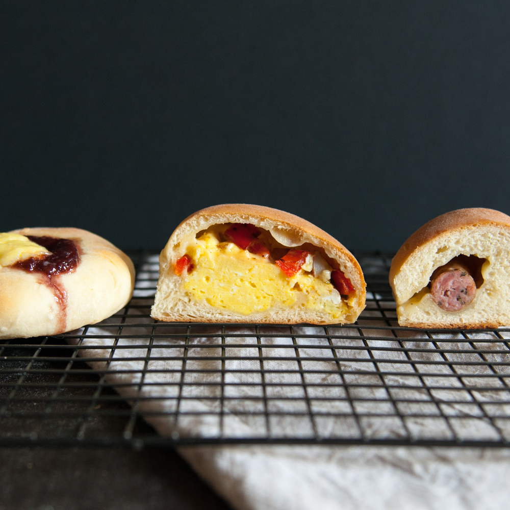 Kolaches, Three Ways