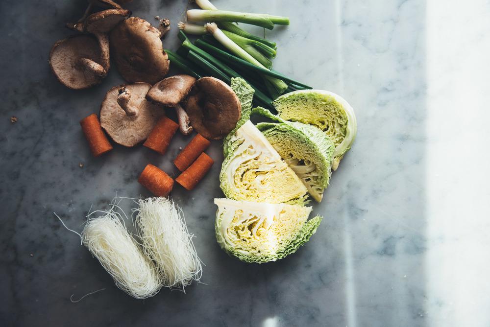 Vegetable Baozi