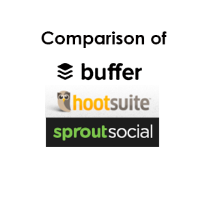 Download a FREE whitepaper comparison of Buffer, Hootsuite and Sprout Social, three of the most popular tools for maintaining your social media accounts, scheduling and providing content, plus analytics. How will you know which is best for your small business? This paper will guide your decision, compliments of J.DavidsonDesign & Social Media. Document is 1.6MB PDF file.