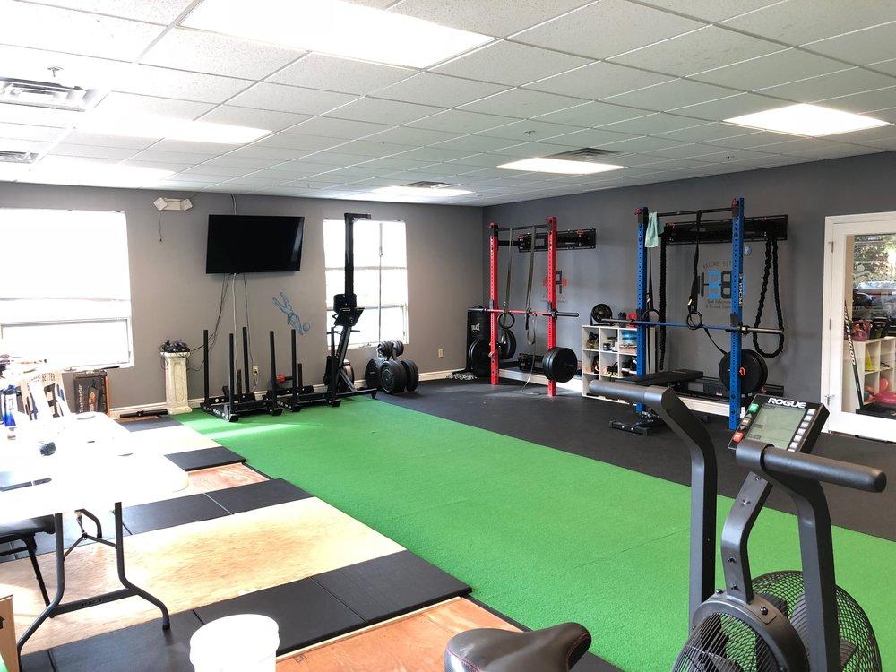 Olympic Weightlifting gym