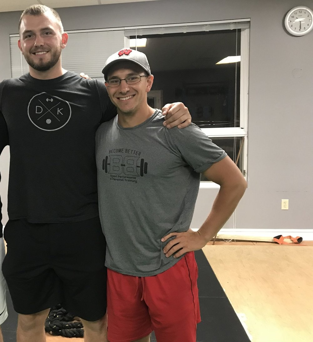 About our Certified Trainers - Our Certified Personal Trainers can help you reach your goals to lose weight, gain strength, or any other health and fitness goals you have. We have worked with Younger Children, Teenagers, Adults, and Seniors. Read more about each of our Trainers and what we specialize in here.